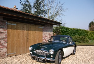 1965 Austin Healey 3000 BJ8 Mk3 (SOLD)