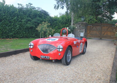 Austin Healey 100/4 Competition Car
