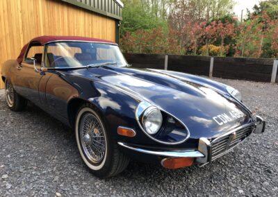 Jaguar E-Type series 3 V12