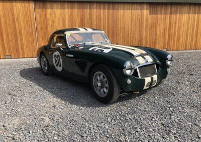 Austin Healey MK1 BN7 FIA Race Car (SOLD)